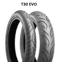 160/70-17 70 W T30 EVO B
