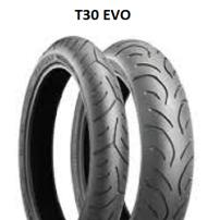 190/55-17 75 W T30 EVO B